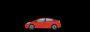 Toyota Prius Cartoon