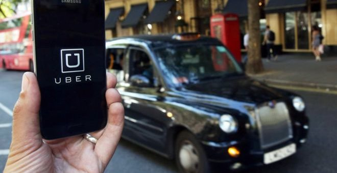 Uber lodges appeal over London ban